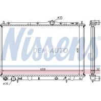 {VV S40/V40 1.9TD} Радиатор охлаждения механика (дизель) +/- кондиционер