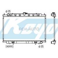 Радиатор охлаждения механика 2 3 на Nissan Maxima - QX A32