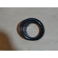 Решетка бампера переднего правая под противотуманку черное