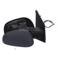 Зеркало правое автоскладывающееся электрическое с подогревом (CONVEX) грунтованное