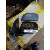 Зеркало левое электрическое с подогревом , с указателем поворота , с подсветкой автоскладывающееся (CONVEX)
