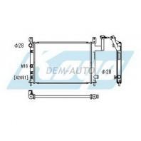 Радиатор охлаждения механика 1.3 1.6 (KOYO)