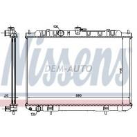 Радиатор охлаждения механика (NRF) (GERI) (NISSENS)