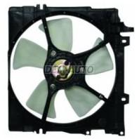 Мотор+вентилятор радиатора охлаждения с корпусом 2.5
