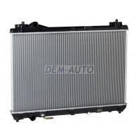 Радиатор охлаждения 2 механика автомат