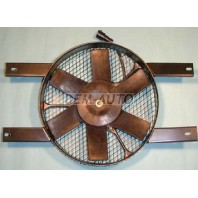 Вентилятор конденсатора кондиционера в сборе