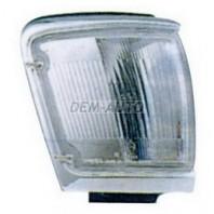Указатель поворота угловой правый с хромом