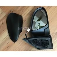 Зеркало правое электрическое с подогревом , указатель поворота , с автоскладыванием (convex)