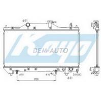 Радиатор охлаждения автомат1.6 1.8 (KOYO)