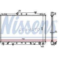 {LX ES300} Радиатор охлаждения автомат 2.2 (1 ряд)