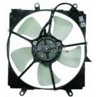 Мотор+вентилятор радиатора охлаждения с корпусом автомат