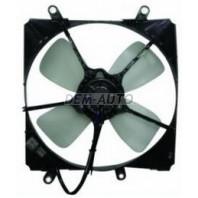 Мотор+вентилятор радиатора охлаждения с корпусом механика