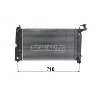 Радиатор охлаждения автомат 1.4 1.6 (см.каталог)