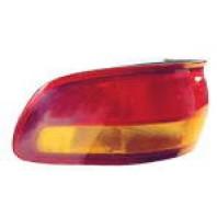 Фонарь задний внешний правый (USA) красно-желтый