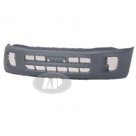 Бампер передний с отверстиями под расширитель темно-серый