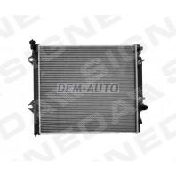 Радиатор охлаждения 3,0TD/4,7 AT