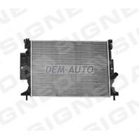 Радиатор охлаждения 1,5/2,0TDCI MT/AT
