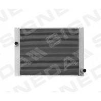 Радиатор охлаждения 2,0i/2,3i/2,5i/3,0i/4,0i/4,4i/4,5i/5,0i MT
