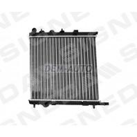 Радиатор охлаждения 1,1/1,4/1,6 МТ/АТ