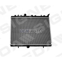 Радиатор охлаждения 1,2/1,4/1,6 МТ/АТ