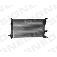 Радиатор охлаждения 1,2/1,4/1,5dCi MT/AT