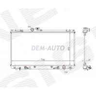 Радиатор охлаждения 2,0/3,0 MT/AT