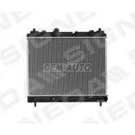 Радиатор охлаждения 1,4D4D MT