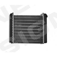 Радиатор печки (178x175x42)