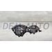 Gs300  Фара левая+правая (комплект), тюнинг, линзованная, со светящимся ободком (EAGLE EYES), внутри черная для Lexus GS 300/430