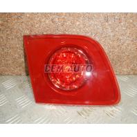 3  Фонарь задний внутренний левый (СЕДАН) стекло красное (Китай)