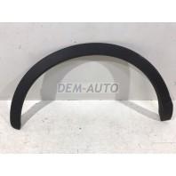 Audi q3  Молдинг арки крыла правый задний (Китай)