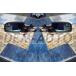 Зеркало левое электрическое с подогревом автоскладыванием с памятью , подсветкой 12 контактов (aspherical) грунтованное для BMW - E60/Е61