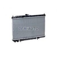 Almera classic  Радиатор охлаждения автомат