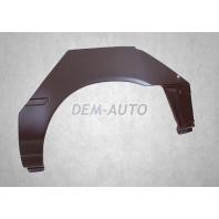 Corolla  Арка ремонтная крыла задняя правая (3 дв)