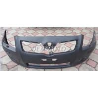 Avensis  Бампер передний без отверстия под омыватель (оригинал)