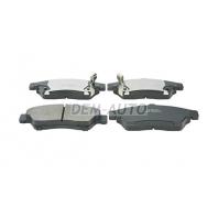 Mintex {suzuki liana 1.3i/1.6i}  Колодки тормозные передние{Suzuki Liana 1.3i/1.6i}