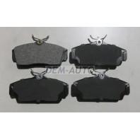 Mintex {nissan almera ii Колодки тормозные передние{Nissan Almera II, Primera P11}