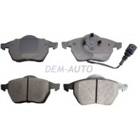 Mintex {audi a3 Колодки тормозные передние{Audi A3, TT, VW Bora, Golf, Seat}