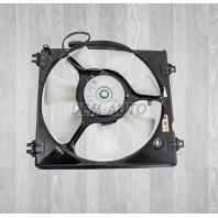 Accord  Мотор+вентилятор конденсатора кондиционера с корпусом (Китай)