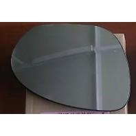 Juke  Стекло зеркала правое с подогревом (convex)