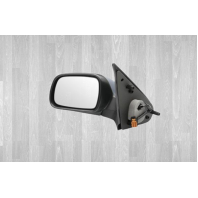 Xsara  Зеркало правое электрорегулировка с подогревом,автоскладыванием,температурным датчиком (convex)