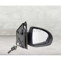 Fortwo  Зеркало левое механичесое с тросиком (convex)