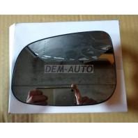 S60 {v40/v60 11-} Стекло зеркала левое с подогревом (aspherical)
