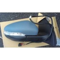Golf  Зеркало правое электрическое с подогревом,указателем поворота,подсветкой (convex)