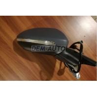 Golf  Зеркало правое электрическое с подогревом , указатель поворота (Китай)