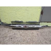 Trailblazer  Решетка радиатора без отверстий под омыватели фар, молдинг хромированный