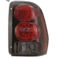 Trailblazer  Фонарь задний внешний левый+правый (комплект) тюнинг с диодами (EAGLE EYES) внутри красно-тонированный