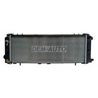 Радиатор охлаждения автомат 4 (3 ряд)