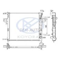 Радиатор охлаждения 4.7 автомат(KOYO)