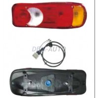 Premium {midlum 00-/maxity 06-/vv fl/fe 06-/daf xf 02-08} Фонарь задний внешний правый в сборе с проводкой
